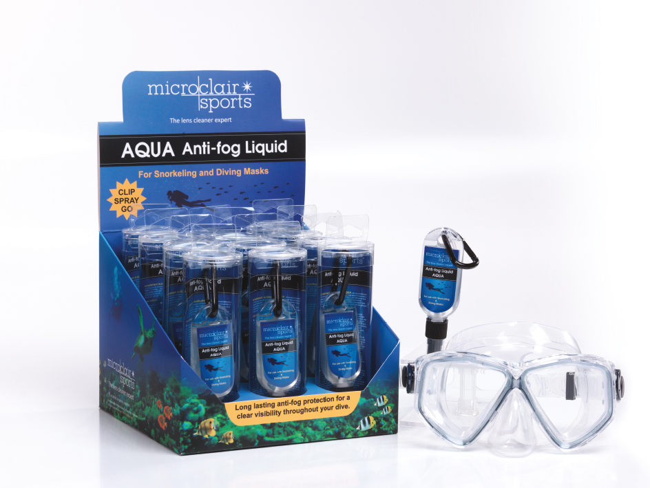 Microclair Sports - Aqua